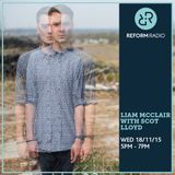 Liam McClair with live Scot Lloyd session