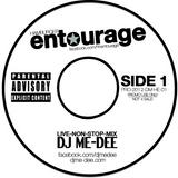 DJ Me-Dee - Entourage Side 1 (2012)