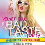 Angel Heredia @ Club Velvet (28ºHappybirthday Special Set) 12-6-13