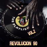 TheDjChorlo Breaktor - Session Revolucion 90 Vol.2