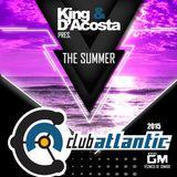 Clubatlantic Radio Show 2014 - 2015 @ Semana 48 (De 17 a 23 ago 2015) - SEBASTIÁN LEDHER SPECIAL SET