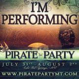 Storme @ The Pirate Party 2015