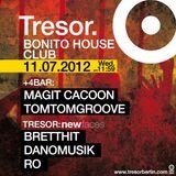 Danomusik @ Tresor - Berlin (11.07.2012)