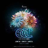 Laidback Luke - Live at EDC Las Vegas (Kinetic Field) - 21.06.2014