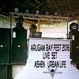 Arugam bay fest 2016 live session broadcast (pioneer ddj SR serato)