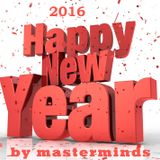 Happy New Year 2016 by masterminds