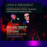 Underground Utopia & Blakjak B2B Exclusive Mixes For The Linda B Breakbeat Show On ALLFM On 96.9 fm