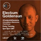 Coolectrik Session with Electum Goldensun at LocoLDN.com on 1 December 2015