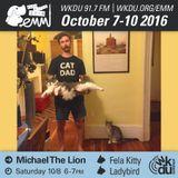 Michael The Lion 2016 EMM