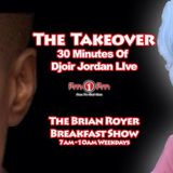 @Djoir @OliviaCoxLondon @Royerism The Take Over on the Breakfast Show