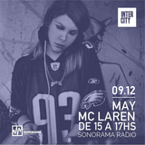 May Mc Laren @ Sonorama Radio | December 9th, 2016