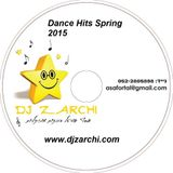 DJ Zarchi Dance Hits Spring 2015 already upload and you listen to this before everybody! enjoy!