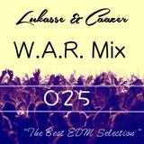 W.A.R. Mix Episode 025
