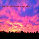 Pink & orange sky (sm74)