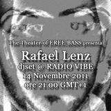 Rafael Lenz @ Radio Vibe (14/11/2011)