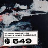 Bobina – Nr. 549 Russia Goes Clubbing (Eng) #549