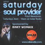 Saturday Soul Provider 18-11-17 ft. Millie Jackson dream concert with Paul Newman, Solar Radio