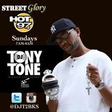 Street Glory on Hot 97 Live 7.23.17
