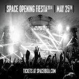 Edu Imbernon - Live At Space Opening Fiesta (Ibiza) - 25-May-2014