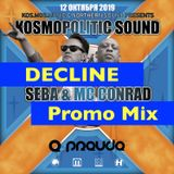 Decline - Kosmopolitic Sound Promo-Mix