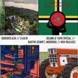 Borderclash: Martin Schmitz (Noorden) in the studio // Beijing & Taipei Focus // new release