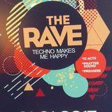 Turn & Beudel @BKI:Kiezinternat /The Rave Techno makes me happy