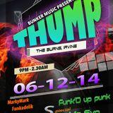 dj funkadelik THUMP power mix 001 melbourne bounce
