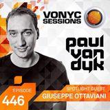 Paul van Dyk – Vonyc Sessions 446 (Guest: Giuseppe Ottaviani)