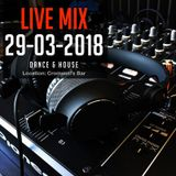 Live Mix 29-03-2018 @ Cromwell's Bar