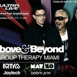 Above and Beyond - Live @ Group Therapy Miami