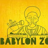 BABYLON ZOO PODCAST MONDAY 21:HRS 9/12-2013 CROSSFADER