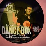 Dance Box with Bogdan Taran - DJ Cute guest mix - 26-Jun-2014