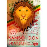Kambo Don at Storm Club Prague 26-12-2014