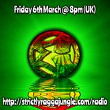 DJ Embryo - Strictly Ragga Jungle Radio Live 19