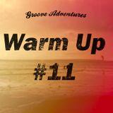 Warm Up #11 - Deep House Mix (Live)