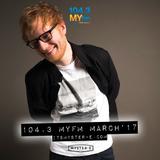 104.3 MYfm March 2017 Live Mix