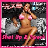 Shut Up & Twerk mix |DJ ALEX Italy|2014