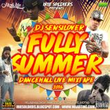 DJ Sensilover - Fully Summer, Dancehall Live Mixtape (2016)