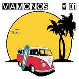 Vamonos #01 Elkin & Nelson/Ballin' Jack/Luis Carlos Vinhas/Benitez and Nebula/D.R. Hooker/Odyssey