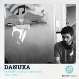 Danuka 10th October 2016