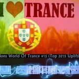 TranceActions World of Trance # 15 ( Top 2015 Uplifting Tracks )