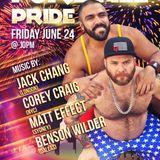 Furball NYC:  Pride Tease DJ Benson Wilder (Dallas)