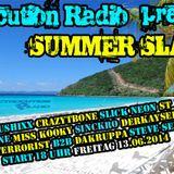 pUsHiXx @ SummerSlam on Electrocution Radio,13.06.2014