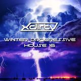 Winter Progressive House 16 - mixed by XDirtY