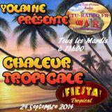 Chaleur Tropicale 24 Septembre - Zouc - Musique créole