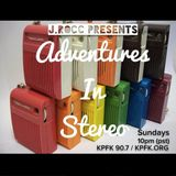 Adventures In Stereo (4-26-15) MUSIC FROM JONWAYNE / NXWORRIES / SEVEN DAVIS JR. / RAS G  AND MORE
