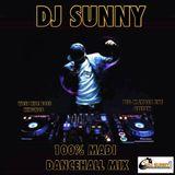 100% MADI DANCEHALL | DJ SUNNY | KINGNOB| MIX 2016