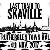 Derek McCutcheon interviews Stuart Garside from the Last Train To Skaville Show