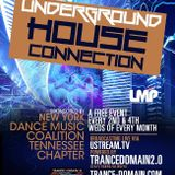 """UNDERGROUND HOUSE CONNECTION PRESENTS:""""LIVE IN THE MIX"""" @ HELAN BACK NASHVILLE"""