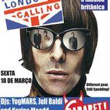 Juli Baldi @London Calling - different gear, still speeding